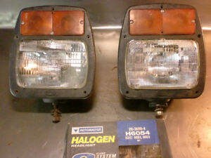 Meyers plow lights with a New bulb, tractors, plows, trucks etc.