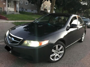 Acura TSX Running Excellent Emissions tested