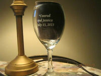 Custom Printed Glassware--SALE ON NOW!!!