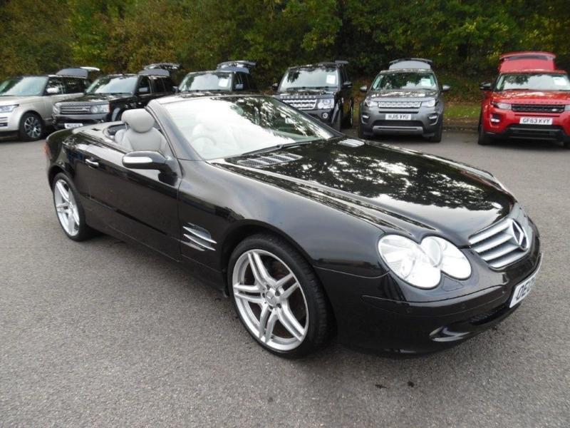 2005 Mercedes Benz Sl Cl 5 0 Sl500 2dr