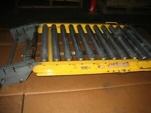 """5 Conveyor Lift Gates with Rollers 36"""" and 50"""""""