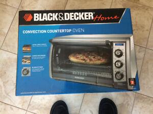 NEW - Black & Decker - Convection Countertop Oven