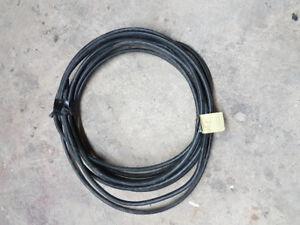 Fil d'electrique 100A