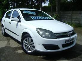 2005 Vauxhall Astra 1.7 CDTi 16V Life [80] 5dr 5 door Hatchback