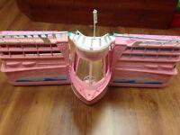 Bateau de croisière de Barbie