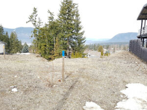 Salmon Arm Building Lot for Rancher with Walkout
