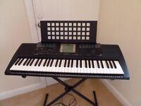 Yamaha PSR-330 Keyboard with Professional Sound Quality