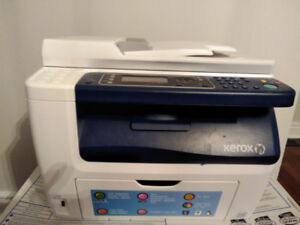 Xerox WorkCentre 6015 Multifunction Colour Printer with 6 Toners