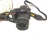 Nikon D5500 Reasonable offers welcome