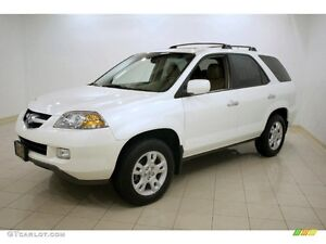 2005 Acura MDX Touring SUV, 7 seater , htd leather , awd $6400
