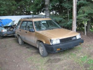 Looking for 1982-1988 Toyota Tercel Wagon
