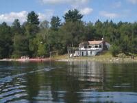 Camp on great waterfront location