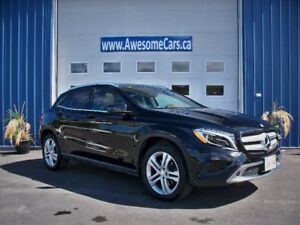"""2015 MERCEDES BENZ GLA 250 """" Trades and Financing"""""""