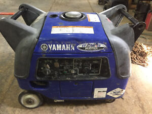 Yamaha 3000 watt inverter runs perfect used for heaters  mostly