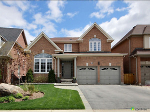 Two storey detach home in Oakville - click on link for pictures
