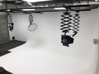 $100 Discount for Videography/Photography Studio Rental