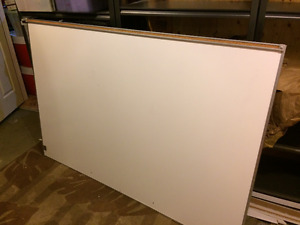 Whiteboard for sale $75
