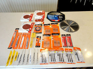$200.00 for all of the Saw Blades in the picture or can separate