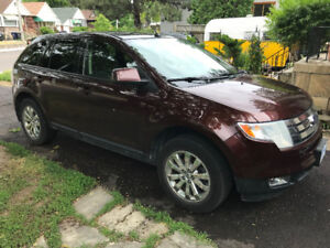 2010 Ford Edge SEL AWD Panoroof, Leather