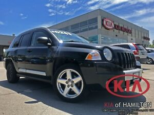 2008 Jeep Compass Limited | Drives Smooth | AS-IS