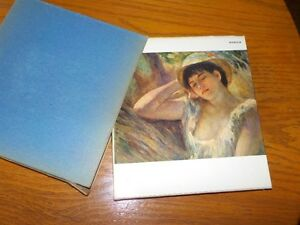 Albert Skira Art Book Renoir