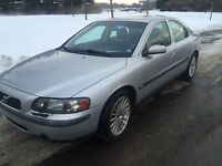 2004 Volvo S60 full load black leather +