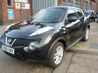 Nissan Juke Acenta Premium 5dr PETROL MANUAL 2012/61