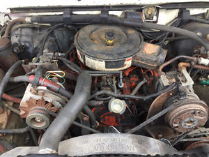 1990 Ford F350 Dually 2WD 7.3 Diesel PARTS ONLY NO PAPERS