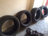 "Pirelli sottozero winter tyres 18"""
