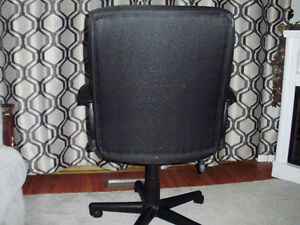 Office Chair (fabric) for Sale Cambridge Kitchener Area image 6