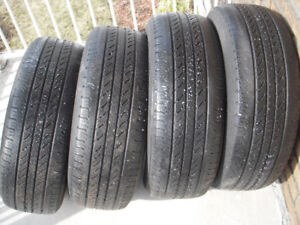 4   205/65/15 Michelin tires