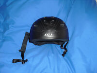 louis garneau bike helmet small medium 53-56 cm