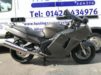 Honda CBR1100XX Super Blackbird / CBR 1100 XX / Nationwide Delivery / Finance