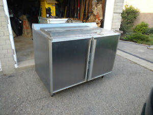 Silver King Refrigerated Prep Table