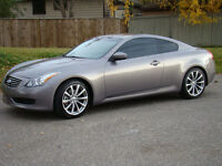 2008 Infiniti G37 coupe Coupe (2 door)