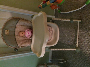 Graco Disney Winnie the Pooh High Chair