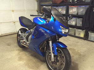 TRADE - Ninja 650R with Tons of Upgrades