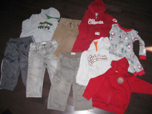 Boys clothing - fall/winter - 2T