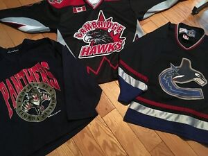 Boys jerseys