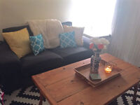One Bedroom Sublet Jan - July - Female wanted.