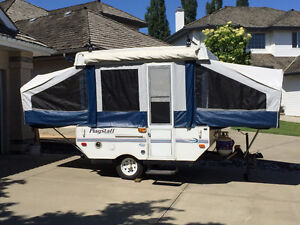 2001 Flagstaff tent trailer Immaculate like new