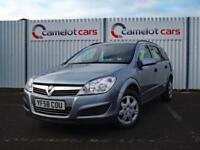 2009 (58) VAUXHALL ASTRA LIFE 1.8 PETROL AUTOMATIC, LOW MILEAGE 12 MONTHS MOT