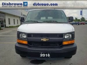 2016 Chevrolet Express Cargo Van   - Certified - $142.73 B/W London Ontario image 2