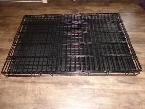 Very Large Dog Cage in excellent condition;