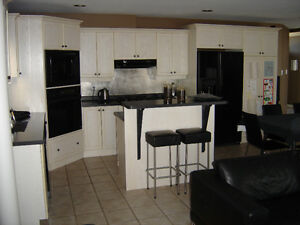 Complete Kitchen Cabinets With or w/o appliances GE Profile