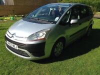 CITROEN GRANDC4 PICASSO 1.8i 16v SX *7 SEATER *1 OWNER FROM NEW *F.S.H.*