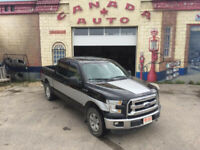 2015 Ford F150 Super Crew XLT 4X4 with no accident History Winnipeg Manitoba Preview