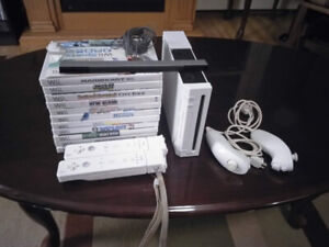 Wii for sale!! $100 obo