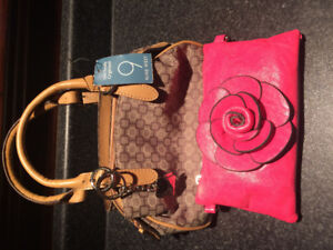 Two small purses