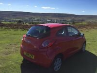 Ford KA edge immaculately kept, low mileage, 2016